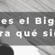 que- es- el- Big-data